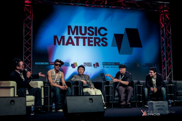 K-Pop Panel at MusicMatters