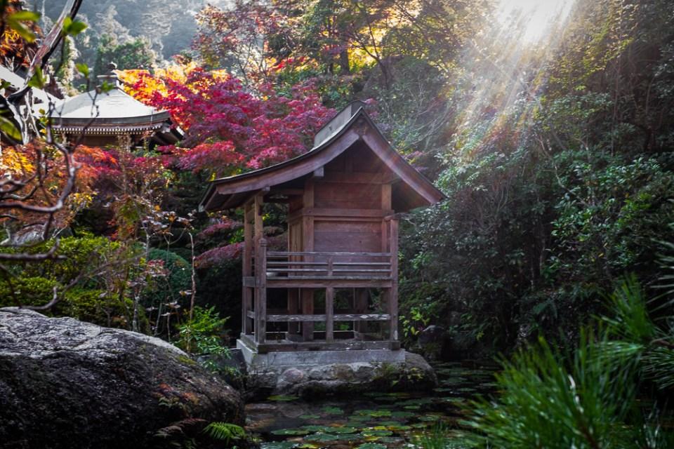 Small Temple Hiroshima