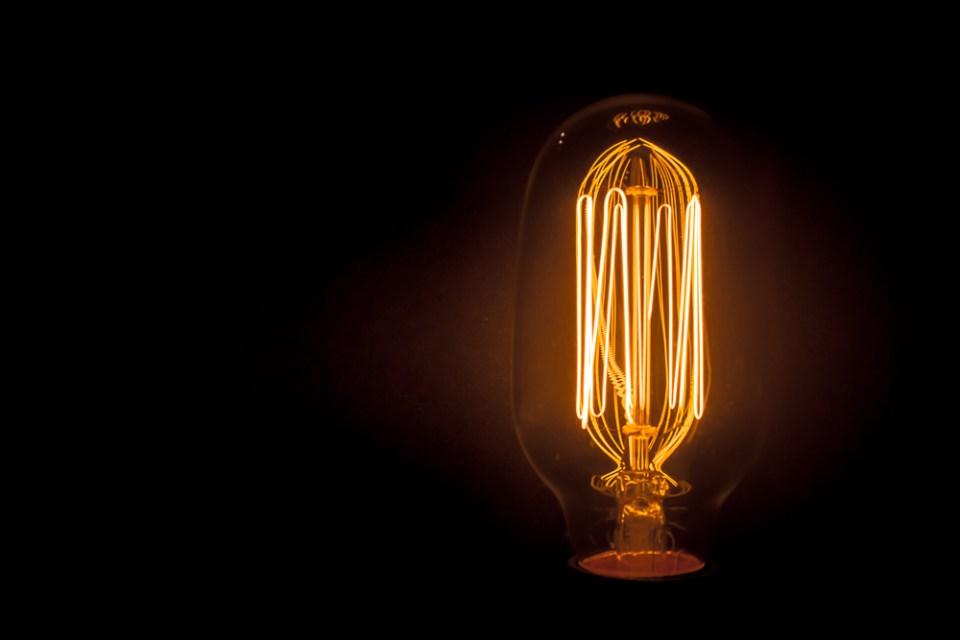 Artisanal Light Bulb