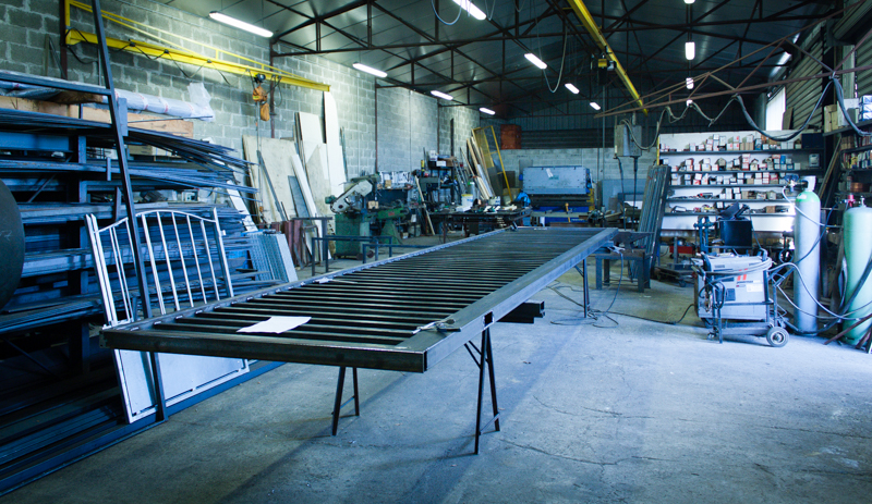 Ferronnerie et métallerie Atelier Perrenx - Landes