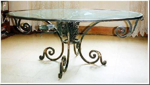 Pieds Tables Ferronnerie