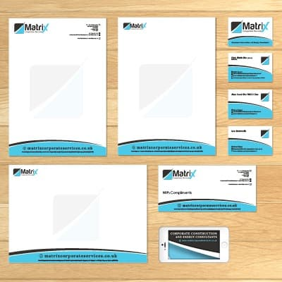 Business Stationery - Design and Print in Chorley - Fertile Frog