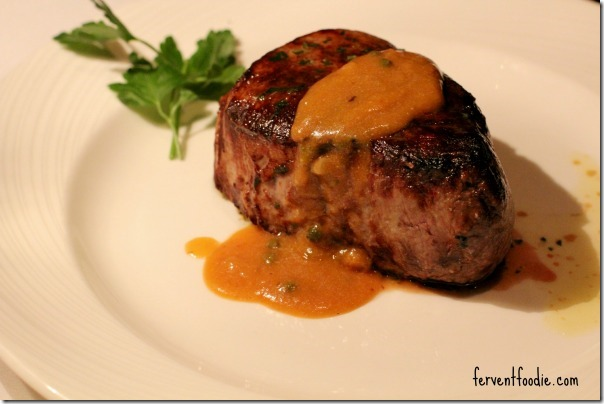 the palm charlotte filet mignon