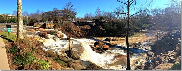 Greenville - Falls Park