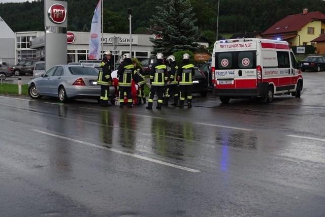 Feuerwehr als Ersthelfer