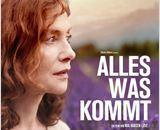 """Neu im Kino: """"Alles was kommt"""" mit Isabelle Huppert"""