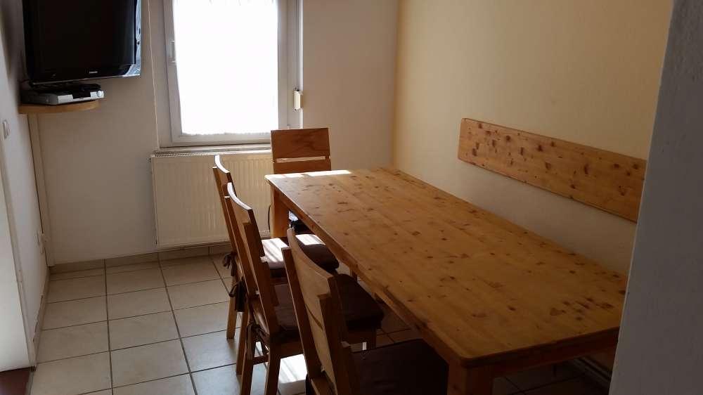 ... Ferienhaus In Sellin Moritzdorf   Objekt 9273   Ab 130 Euro   Esszimmer  8 Personen ...