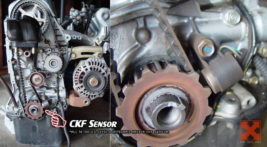 CKF Sensor (Crankshaft Speed Fluctuation)! HELP? - Honda-Tech