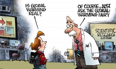 Climate Change Fairtales