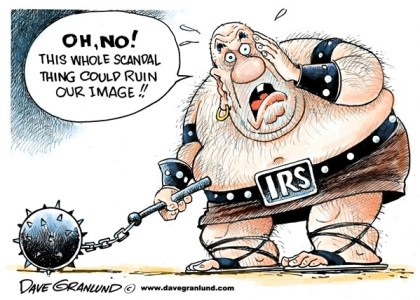 IRS Scandal A