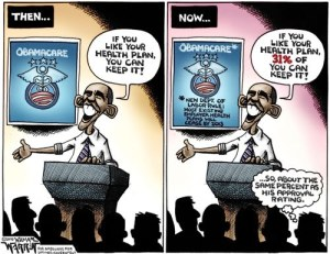 Obamacare Lie Obama