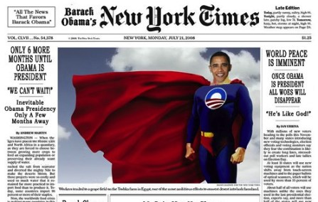 Obama NYT Media Bias Corruption