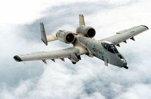 Warthog Thunderbolt A10 A-10