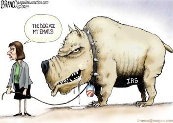 IRS scandal_lost emails_lois lerner