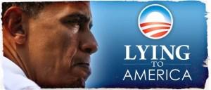 Obama lying Lies