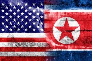 US Flag Korea