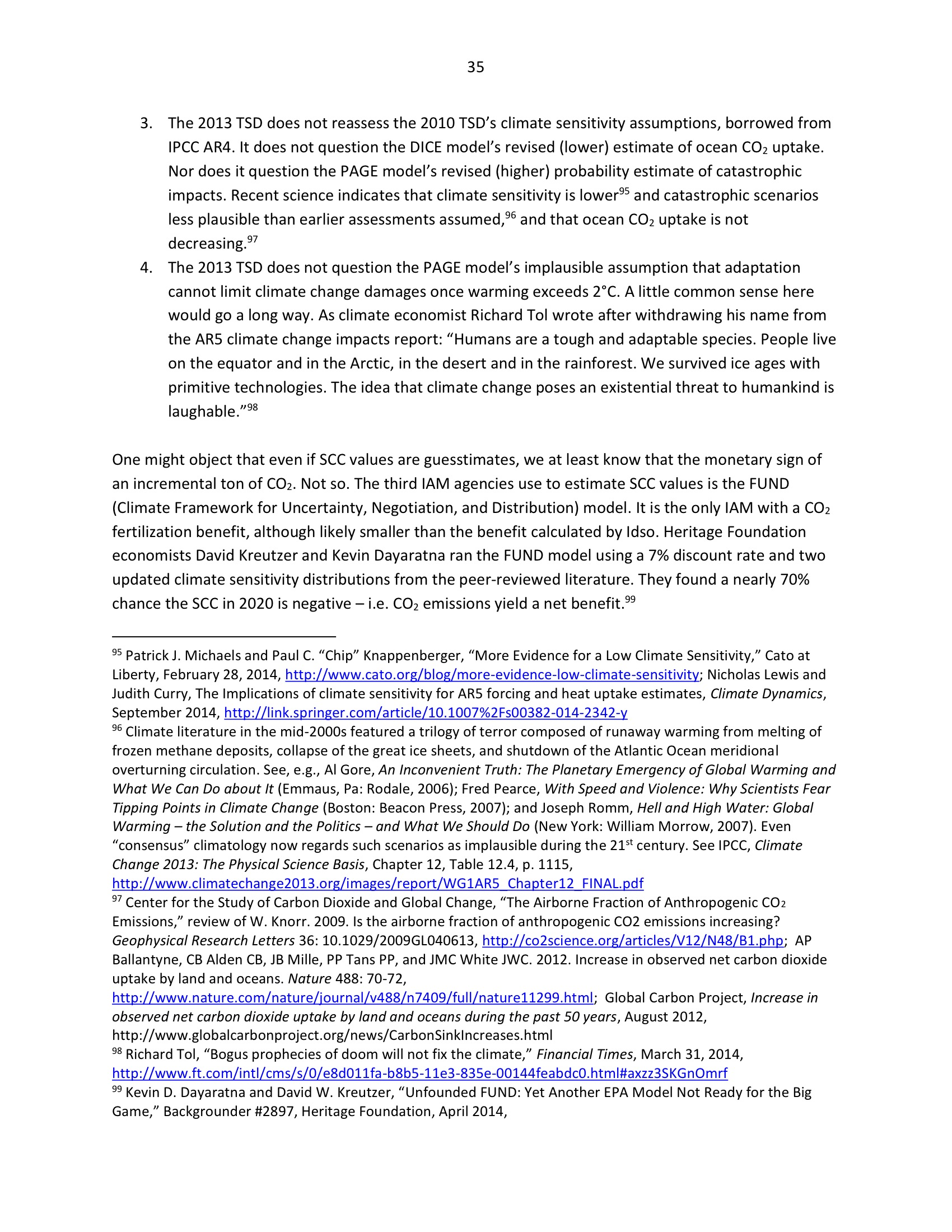 Marlo Lewis Competitive Enterprise Institute and Free Market Allies Comment Letter on NEPA GHG Guidance Document 107-35
