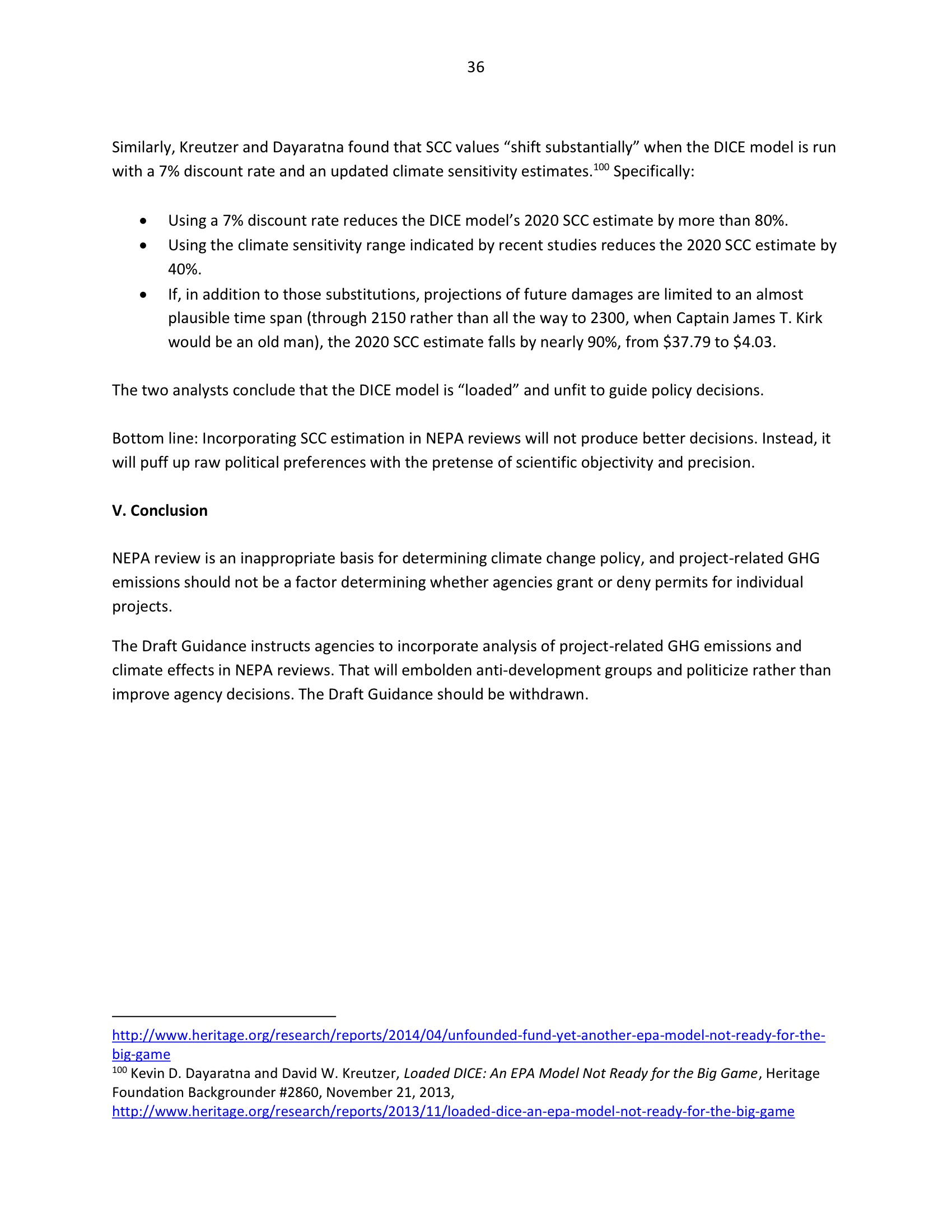 Marlo Lewis Competitive Enterprise Institute and Free Market Allies Comment Letter on NEPA GHG Guidance Document 108-36