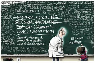 climate change_global warming_science