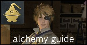 alchemy guide ffxiv arr crafting