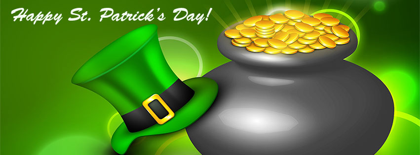 Four Cars Wallpapers Free St Patrick S Day Facebook Covers Clipart