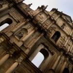 Ruines de St. Paul's, héritage mondial Unesco