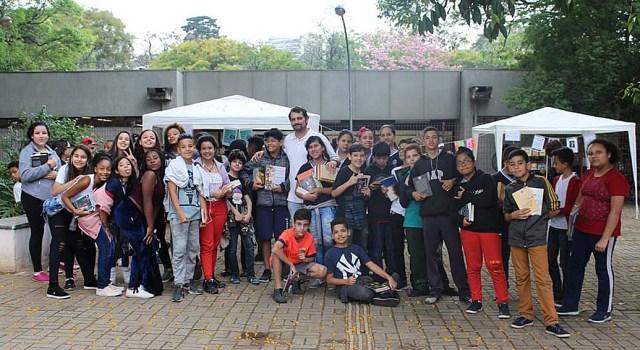 Alunos da Castro Alves