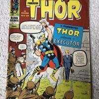 3° lote - O Poderoso Thor n° 1 (Ed. Ebal, formato americano)