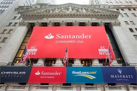 Santander Consumer USA Receives DOJ Subpoena - Top News - Compliance