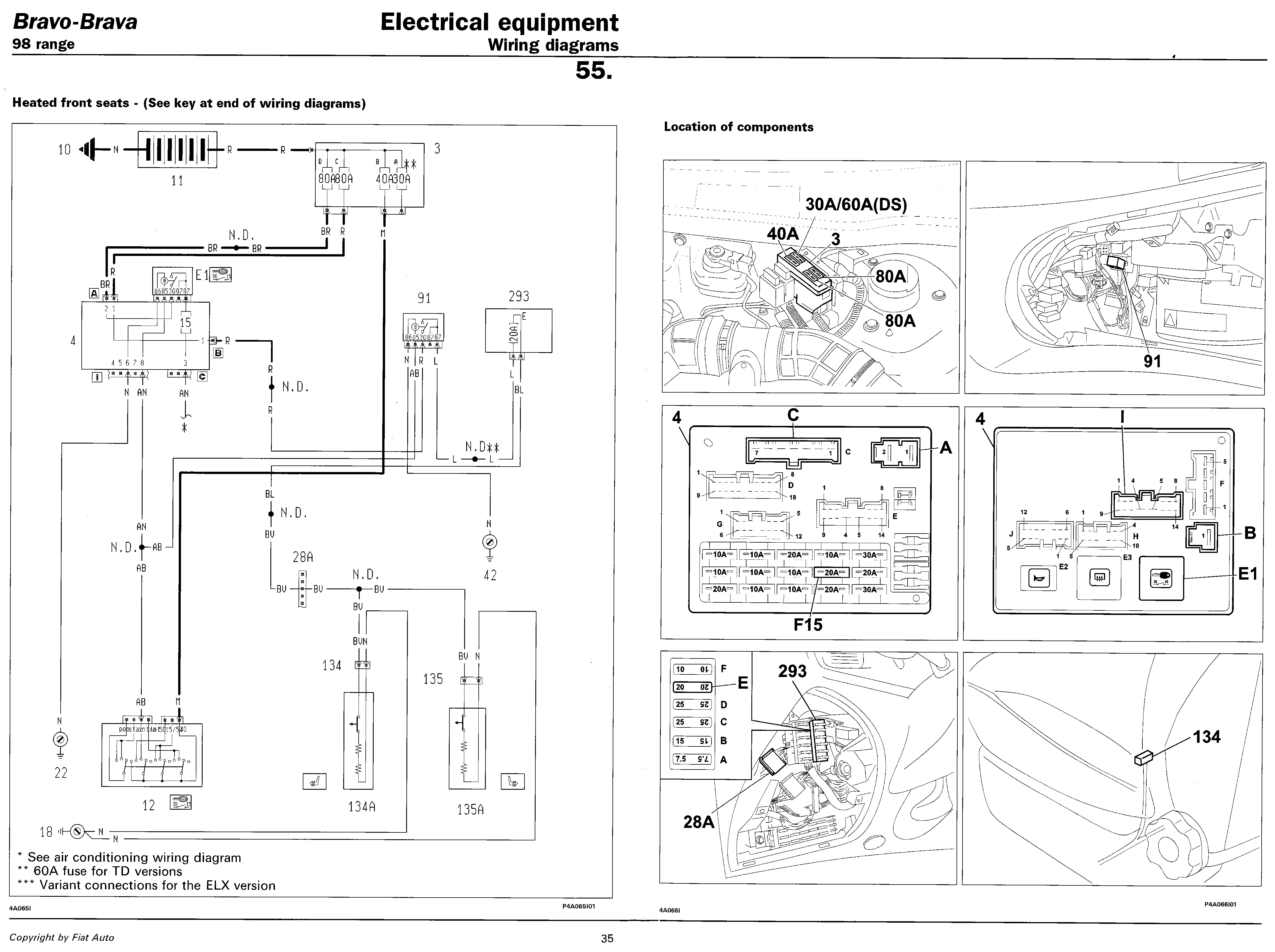 fiat stilo 1 6 16v wiring diagram