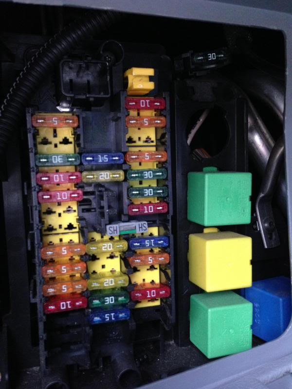 Fiat 500 Fuse Box Location Wiring Diagram 2019