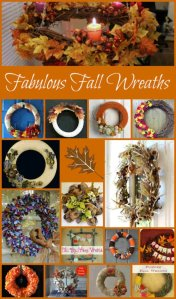 16 Fabulous Fall Wreath Ideas