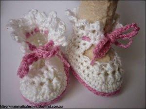 14 free baby booty crochet patterns free crochet patterns baby booties sandals fiberartsy dt1010fo