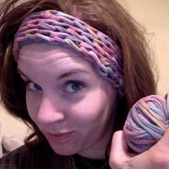 Darn Good Yarn Free Headband Pattern