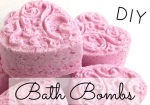 Pamper YOU with DIY Bath Bombs