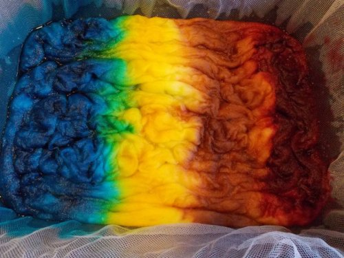 How to Kettle Dye Yarn, FiberArtsy.com