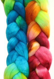 How to Kettle Dye Yarn and Fiber