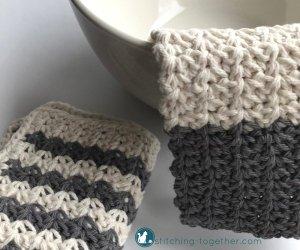 Crochet Country Dishcloth