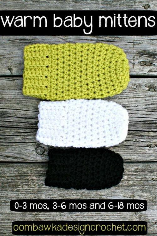 Crochet Gloves Pattern Roundup