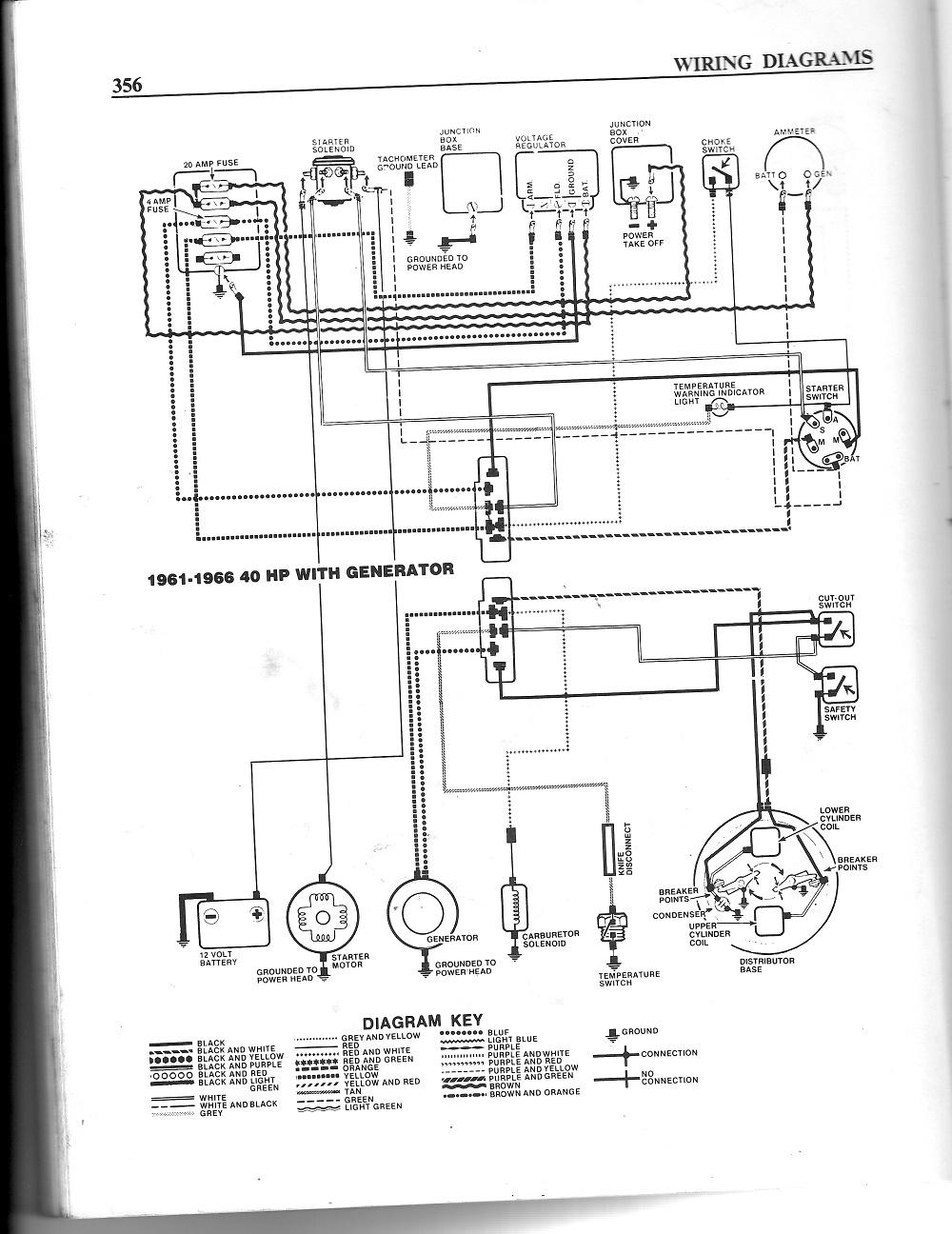 356 tach wiring