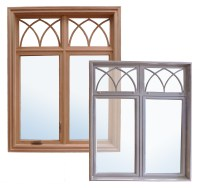Fiberglass Casement Windows