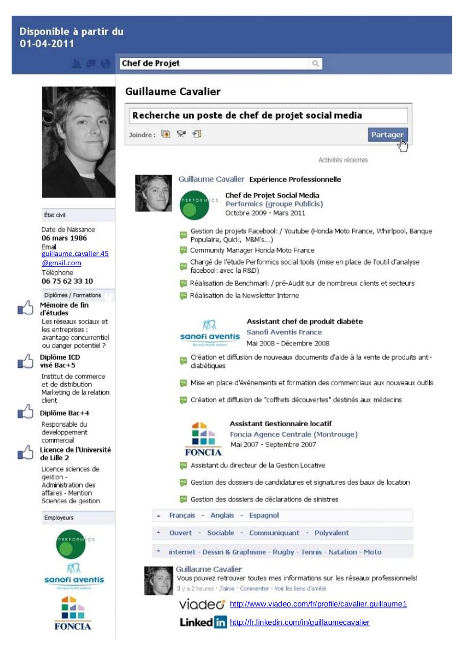 qr code linkedin cv