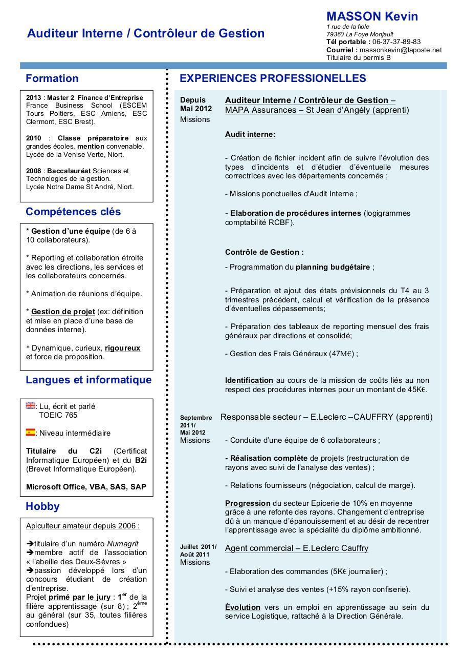 cv en pdf ou doc