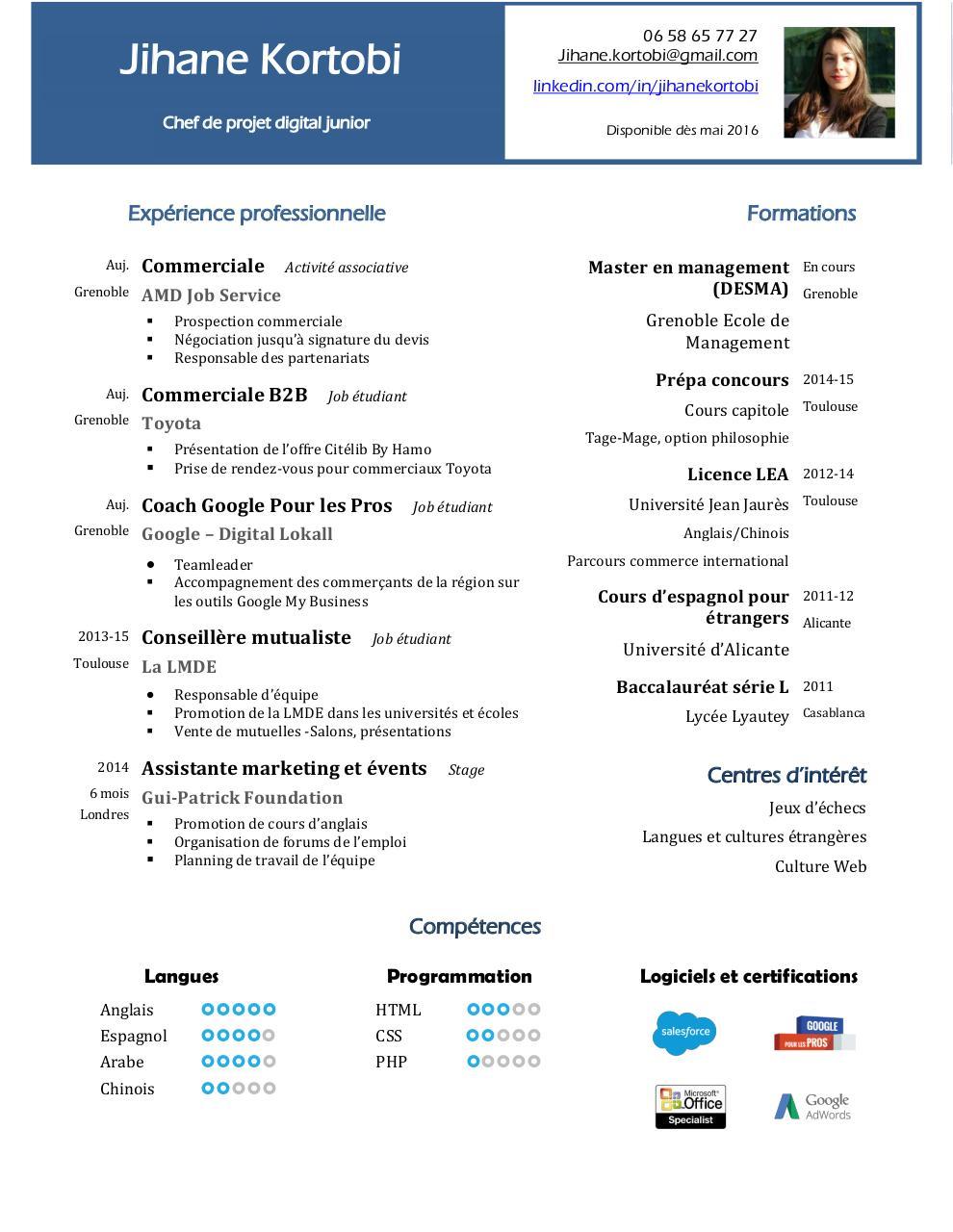cv desma pdf