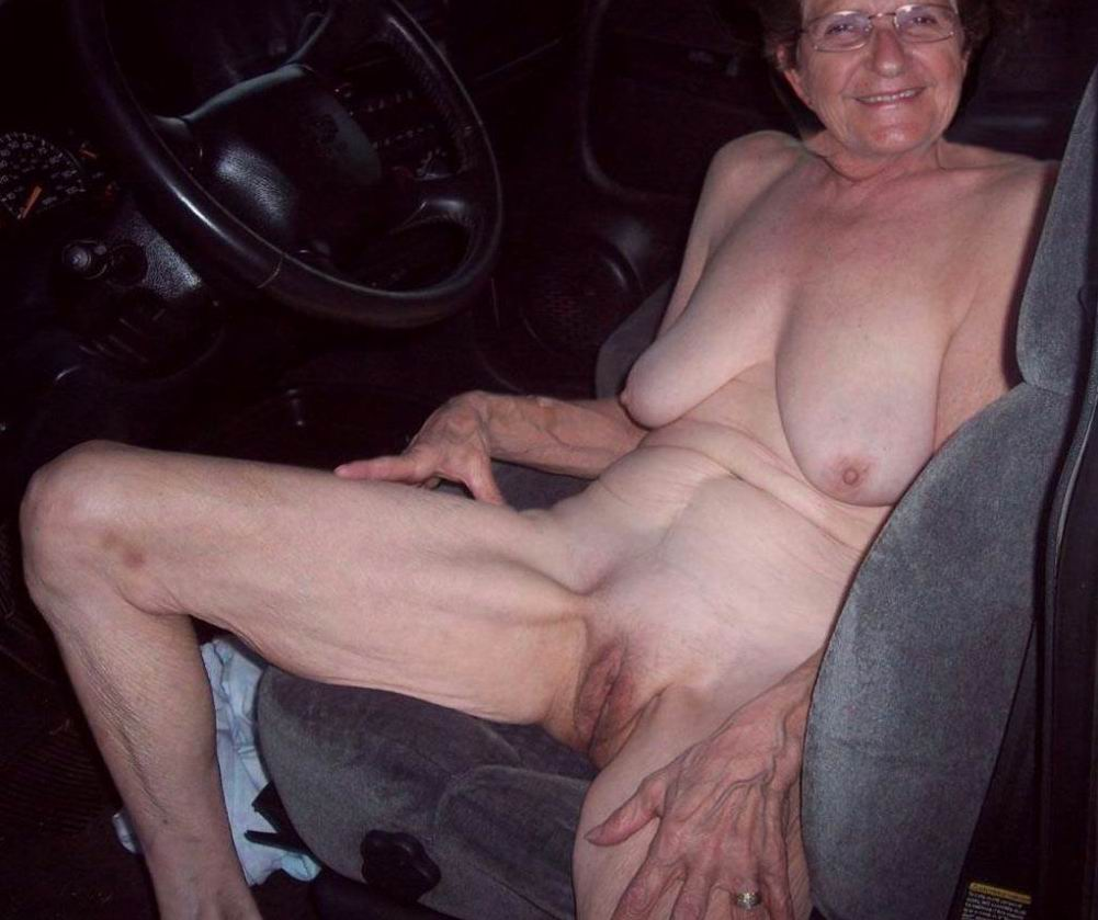 real grandmothers naked