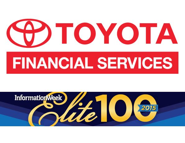 Toyota Financial Services Wins \