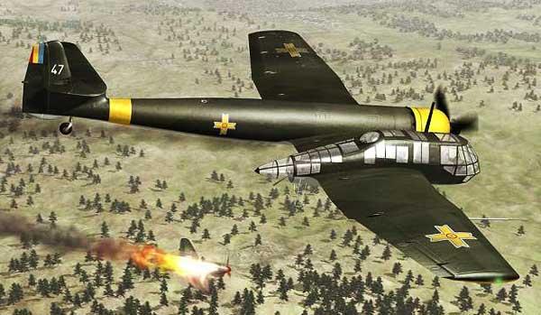 Blohm Voss Bv 141 Aircraft