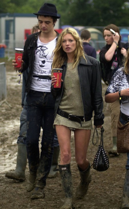 Kate Moss, Johnny Deep