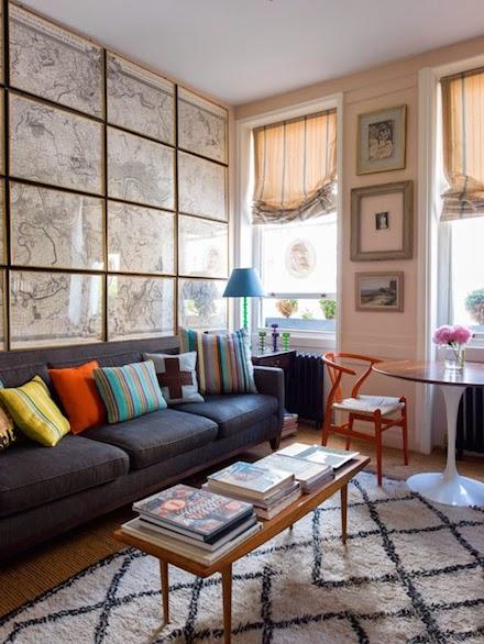 El apartamento londinense del decorador ben pentreath for Decorador de interiores