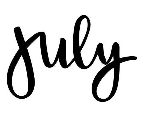 July Look.
